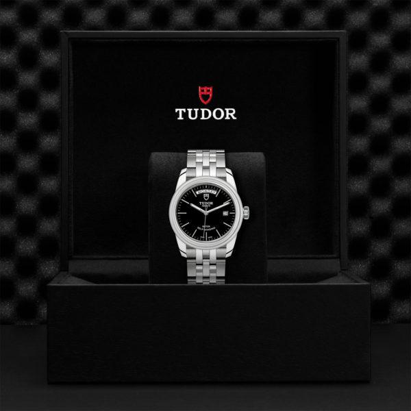 TUDOR Glamour Date+Day